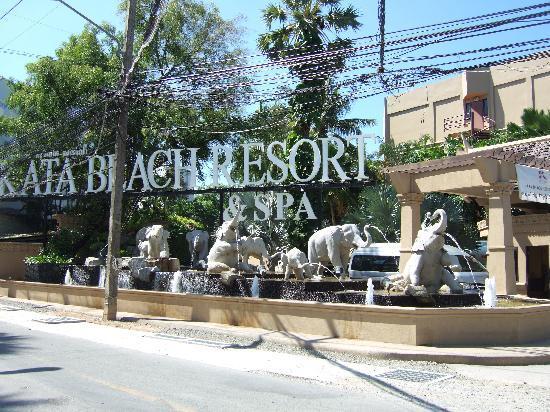 Beyond Resort Kata Entrance Beach