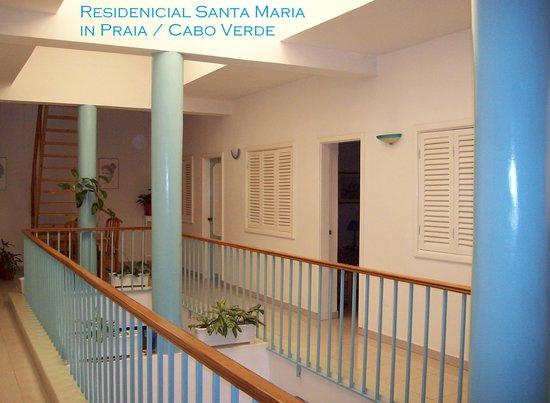 Santiago, Zielony Przylądek: Resinencial Santa Maria Praia