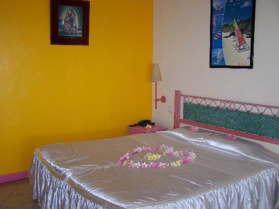 Anelia Resort Villas & Spa: inside the room