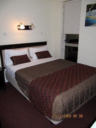 Trinity Hotel: Room view