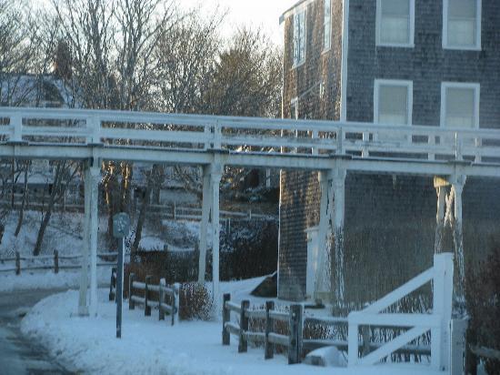 Seven Sea Street Inn: 'Sconsett bridge winter 2009
