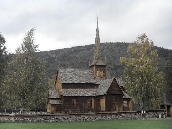 Norveç: Stave Church