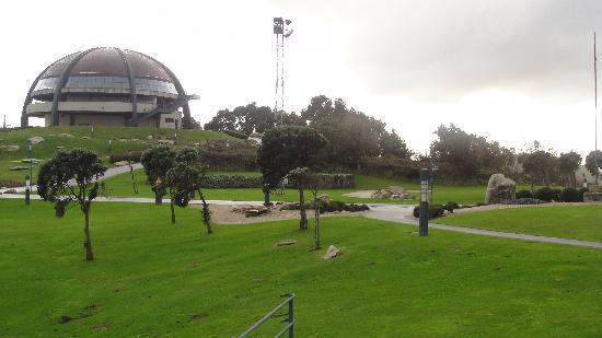 Monte de San Pedro: picture of the top of Mont de San Pedro