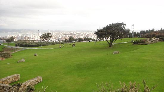 Monte de San Pedro: Mont de San Pedro park