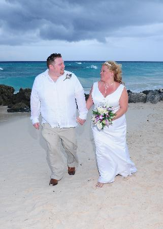 Turtle Beach by Elegant Hotels: Our Wedding Day