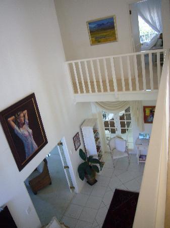 Villa Brigitte: Flur