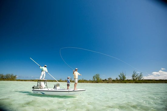 Tiamo Resort: Bonefishing