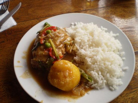 Kusikuy: Main Dish Chicken