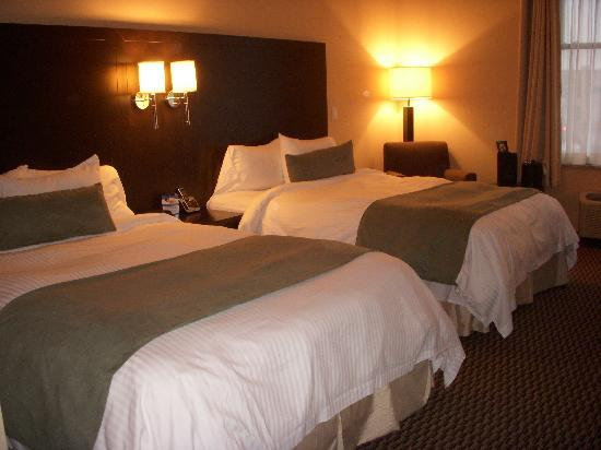 Delta Guelph Hotel and Conference Centre : Nice room / comfortable beds