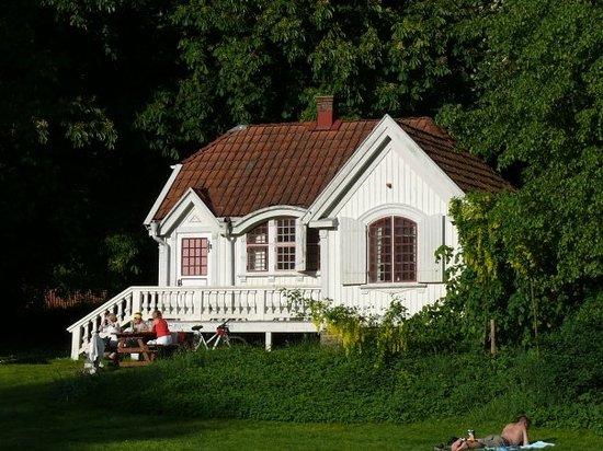 瑞典城堡森林公园