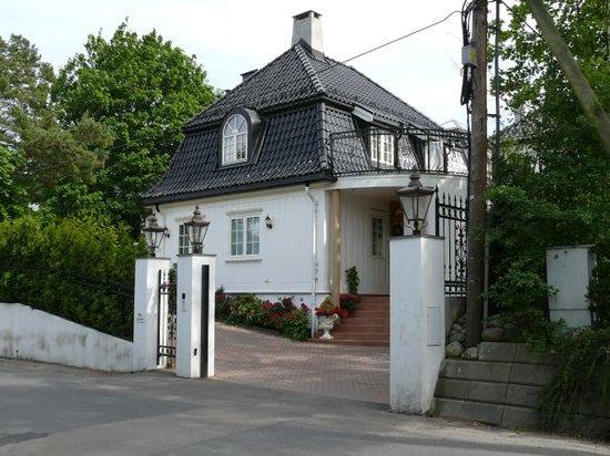 Bygdoy Peninsula: A house in Bygdøy