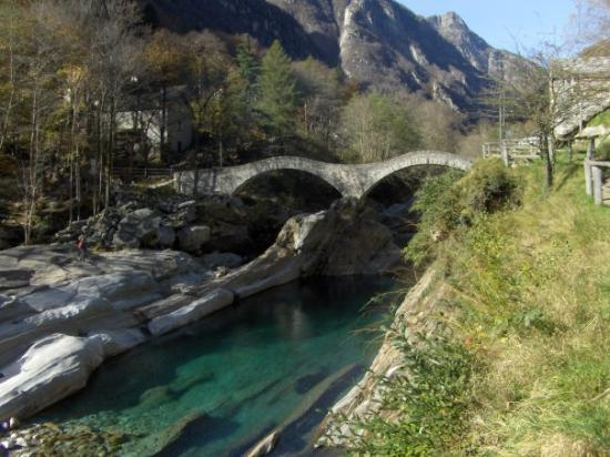Аскона, Швейцария: Valle Versasca, Switzerland