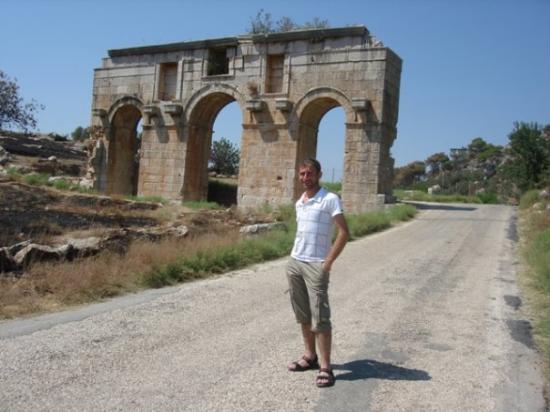 Patara, Turki: dört ayak :)