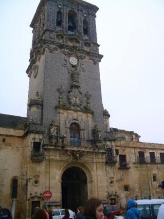 Arcos de la Frontera, Spanien: Arcos, Spain