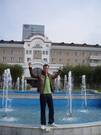 Atyrau, คาซัคสถาน: my hotel - a hotel for champions only