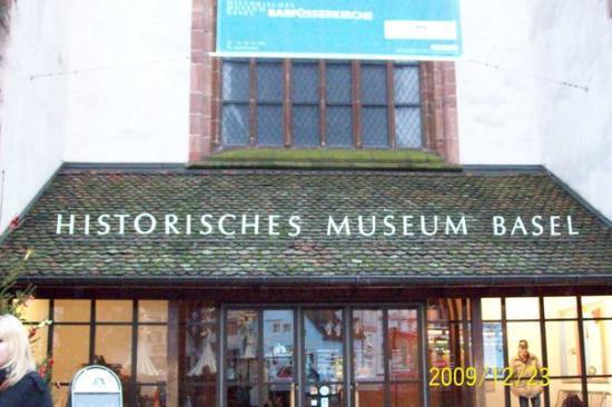 HMB - Museum für Geschichte  Foto