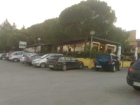Faliero - la Maria: ...questo è il locale....