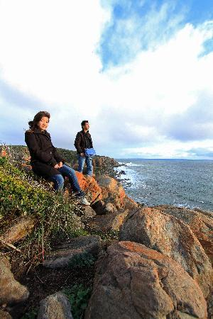Margaret River Discovery Co. Tours : Tip: Rem to gel your hair/wear a cap!
