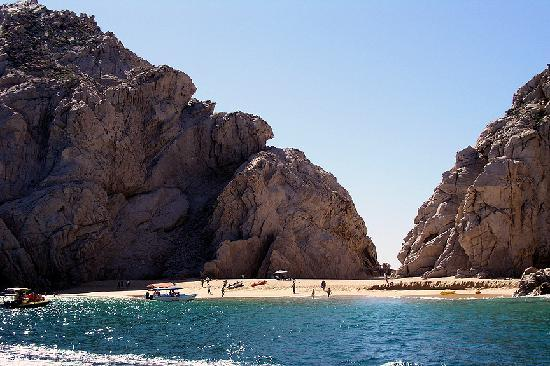 Cabo Sailing Ocean Adventures: Lover's Beach