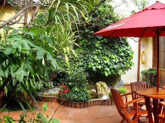 Abadia Colonial: Courtyard