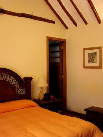 Abadia Colonial: And beds are comfortable