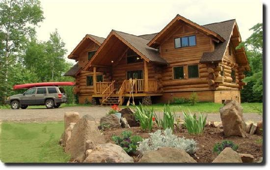 Superior Gateway Lodge Organic Bed and Breakfast: Superior Gateway Lodge