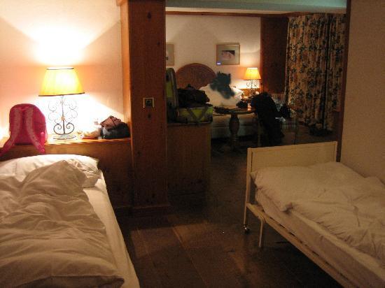 Hotel Bella Vista: Big family room