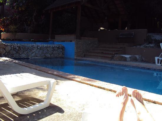 Hotel Nahua: piscina