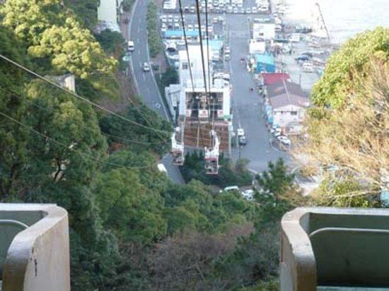 Atami, Japón: ロープウェイ