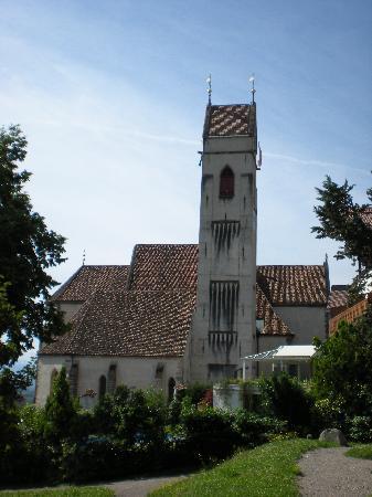 Romantikhotel Oberwirt: Chiesa Marlengo