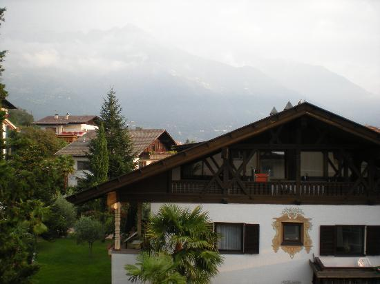 Romantikhotel Oberwirt: Vista dalla suite