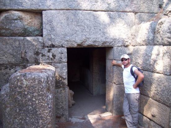 Aydin, Τουρκία: Labranda, Anıt Mezar (Tomb)