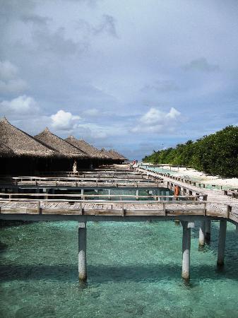 Kuramathi Island Water Villa With Jacuzzi