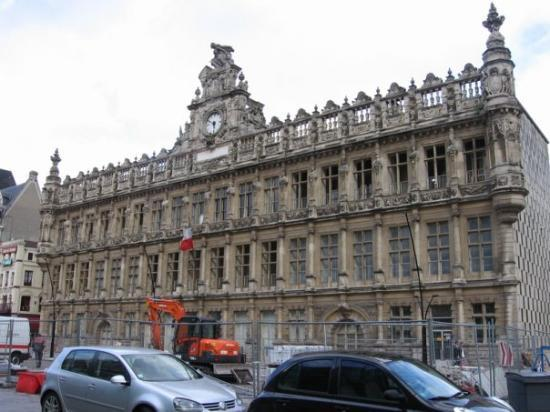La Mairie  Valencienne  France