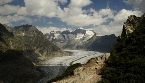 Riederalp, สวิตเซอร์แลนด์: The magnificent Alps (Morel, Switzerland)
