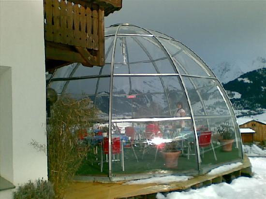 Hotel Gravas: L'igloo
