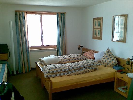 Hotel Gravas: Chambre (I)