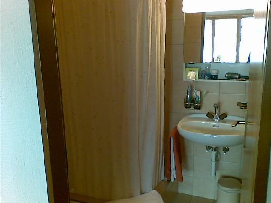 Hotel Gravas: Salle de bain