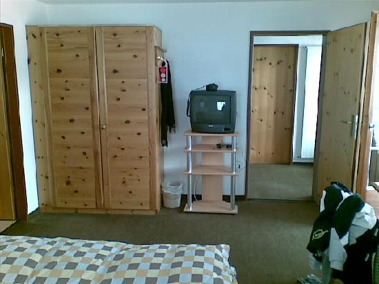 Hotel Gravas: Chambre (IV)