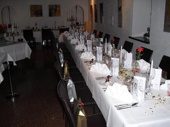 Hotel De L'Esplanade: le restaurant