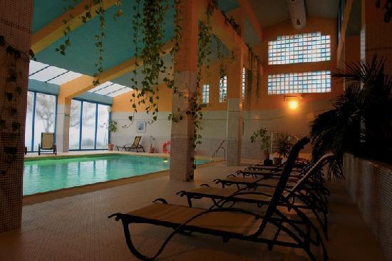 Hotel La Fuente del Sol: Spa