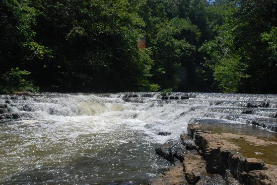 Burgess Falls State Park Picture