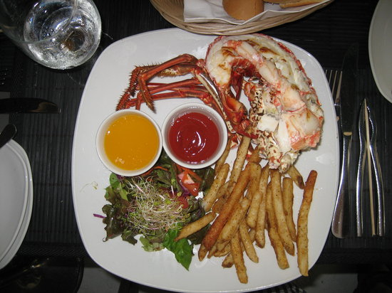 Lobster Alive : Lobster