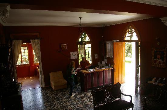 Posada el Castillo: Reception