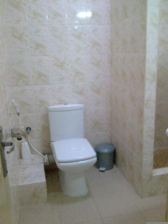 Hotel Mocambicano: Hotel Mozambicano habitacion baño