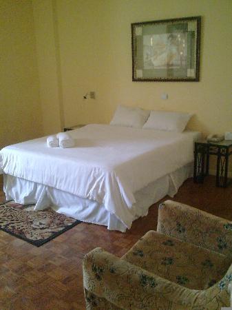 Hotel Mocambicano: Hotel Mozambicano habitacion