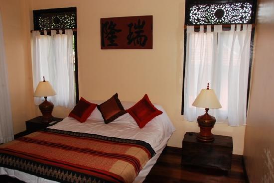 Maison de Sukhothai : room