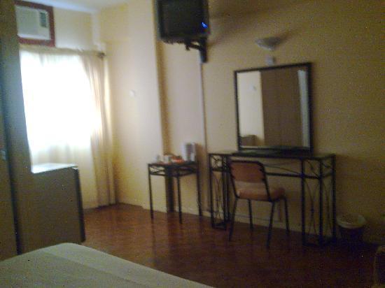 Hotel Mocambicano: Hotel Mozambicano Habitacion twin