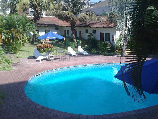 Hotel Mocambicano: Hotel Mozambicano alberca pool