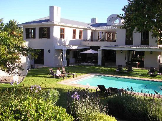Nova Constantia Boutique Residence: Suite 3 top floor left